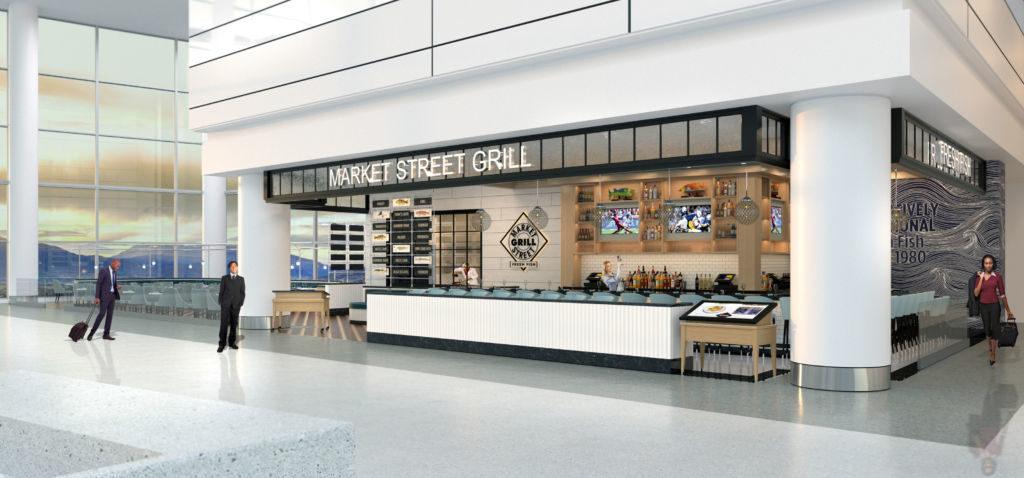 Market Street rendering
