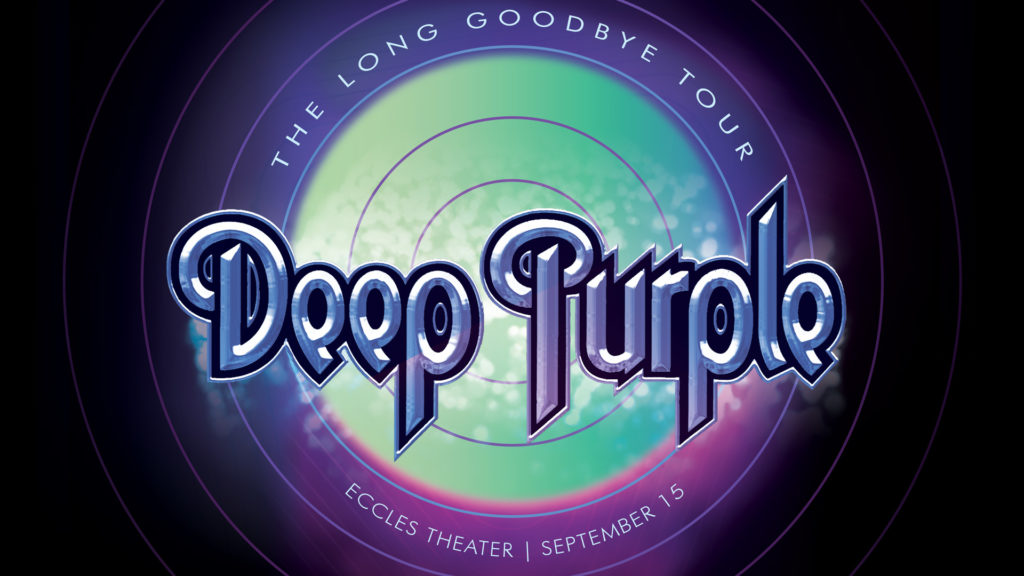 Deep Purple in SLC (Live At The Eccles)